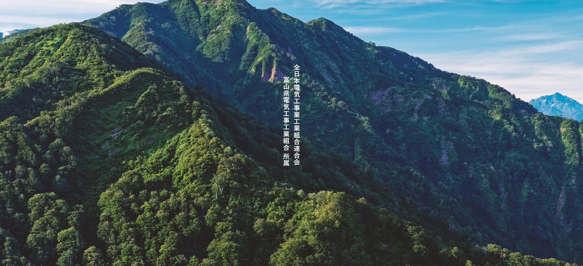 全日本電気工事業興業組合連合会 富山県電気工事興業組合 所属